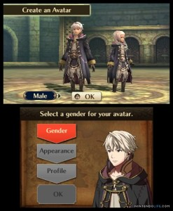 Character Creator Fire Emblem