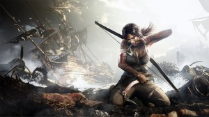 Tomb Raider 2013 promo image.