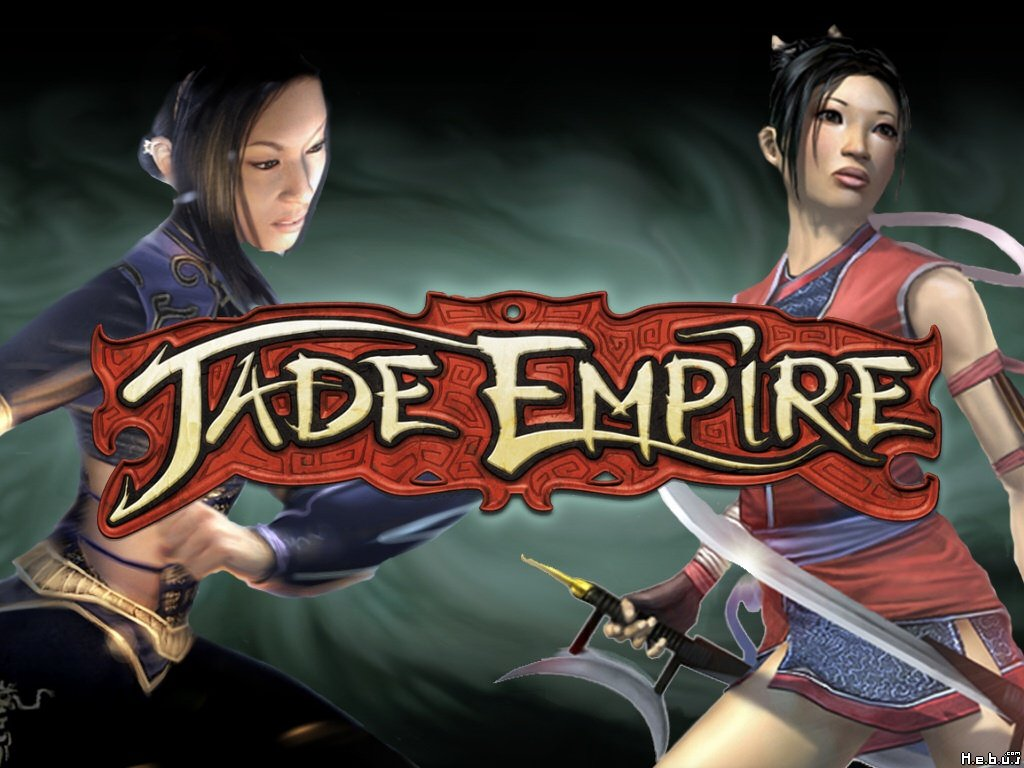 Jade Empire and Creating Cultural Norms through NPCs