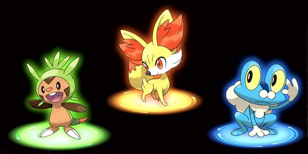 Pokémon Y: First Impressions