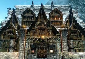 Exploring Gender Roles in the Virtual Dollhouse of Skyrim