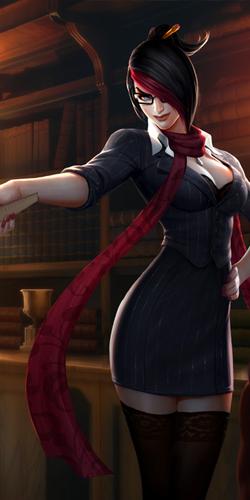 Headmistress Vayne