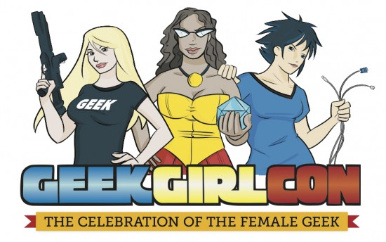 Feminist Community Building Panel at Geek Girl Con 2014